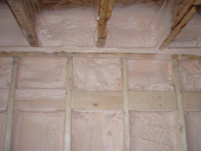 Spray Foam Insulation Regina